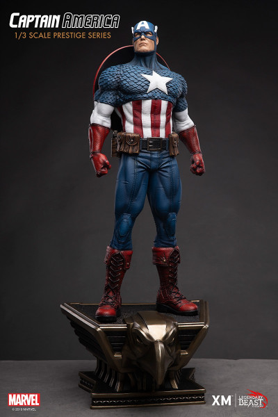 LBS Captain America (1/3 Scale)