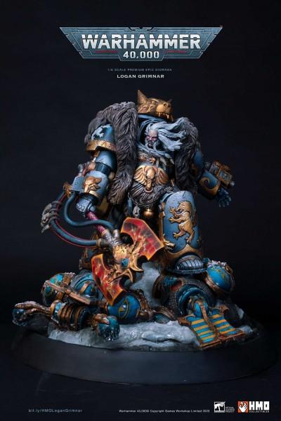 Warhammer Logan Grimnar