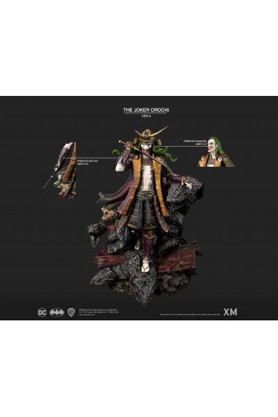 Joker Orochi (Ver. A) - Samurai (Display Plaque included)