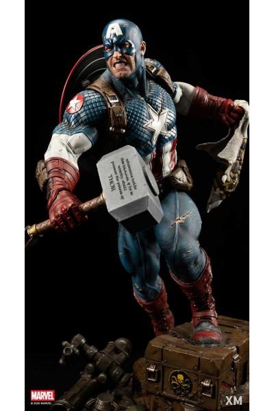 Ultimate Captain America (Ver. B)