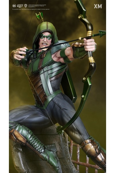 Green Arrow - Rebirth